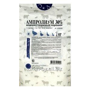 Ako podať Amprolium