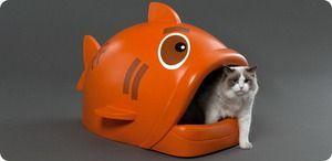 Typy podstielok pre mačky