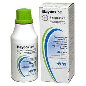 Baykox pre hydinu. Návod na použitie
