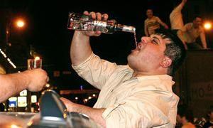 Pečeň trpí alkoholizmom jedným z prvých.