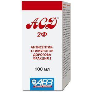 Použitie ASD-2