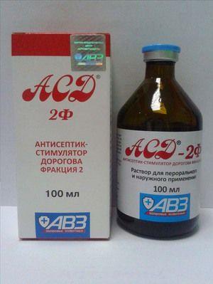 Pokyny na používanie ASD-2