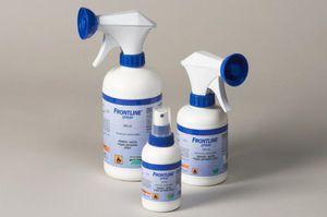 Ako používať Frontline Spray