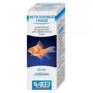 Pokyny na používanie metylénovej modrej v akváriu