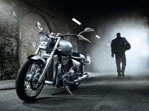 Čo môže vysnívať sen motocykla? Jazdite vo sne
