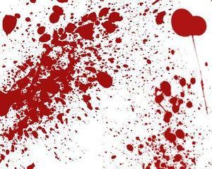 Čo môže snívať o krvi