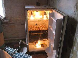Spôsob zostavenia inkubátora