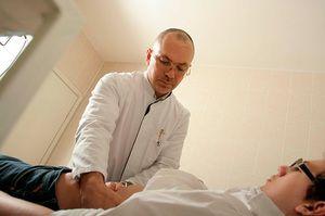 Aký je názov gynekologického lekára mužskej časti