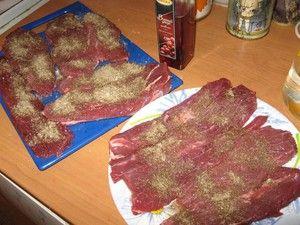Ako variť chutné biltong doma
