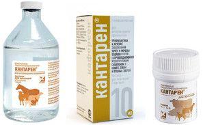 Vlastnosti lieku