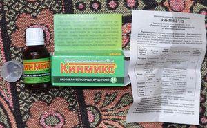 Insekticíd Kinmix: návod na použitie