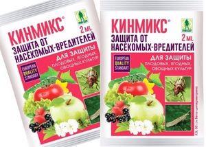 Kinmix od škodcov