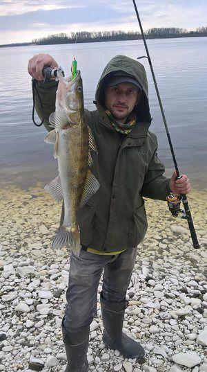 Rybolov v Saratove