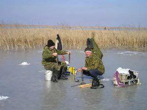 Zimný rybolov