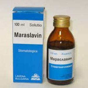 Maraslavin: aplikácia v domácnosti, inštrukcie