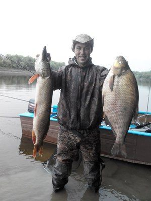 Rybárske miesta v regióne Sverdlovsk
