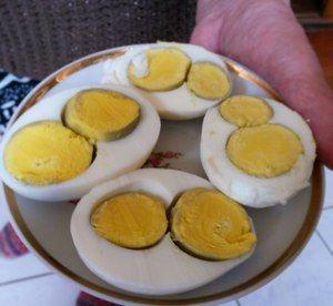 Vajcia s dvojitým žĺtkom