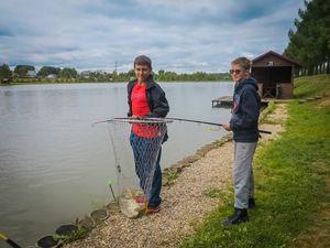 Rybolov v Kaluge