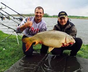 Rybolov na území Krasnodaru