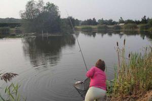 Ako rybať v Murom