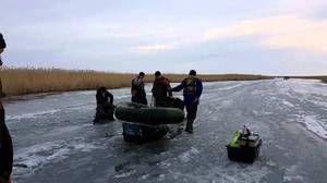 Rybolov v Chany