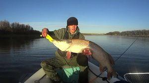 Rybolov v Omsku