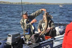 Rybárske miesta v regióne Samara