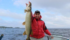 Rybolov v regióne Samara