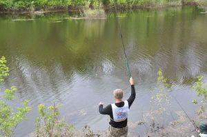Náklady na platenú miestu rybolovu