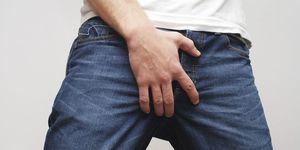 Zčervenanie hlavy a predkožky pohlavného orgánu: príčiny