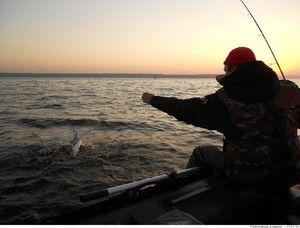 Správa o rybolove v Kazaň