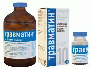Liečivý travmatín