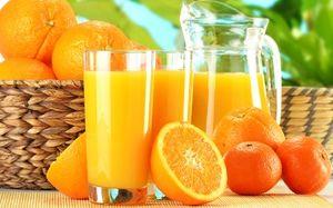 Ako vyrobiť pomarančový džús