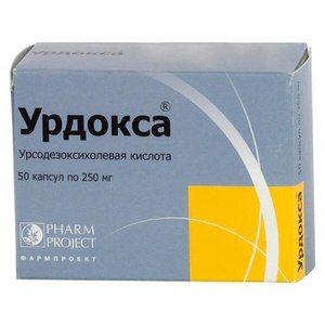 Účinok rozpustnej kyseliny ursodeoxycholovej