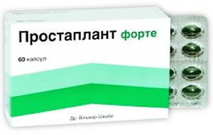 Prostaplant forte je účinným prostriedkom na liečbu