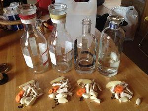 Jednoduché recepty z chrenu z vodky doma