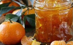 Recept na zaseknutie z mandarínky klinov