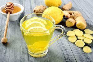 Recepty na imunitu a chudnutie so zázvorom, medom a citrónom