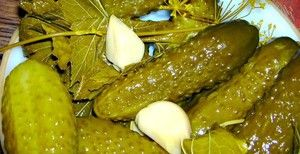 Recepty konzervovaných chrumkavých uhoriek