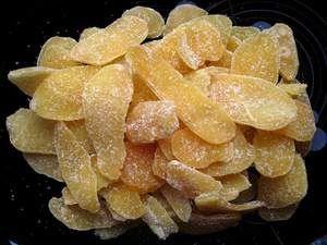 Recepty na zázvorové cukríky doma