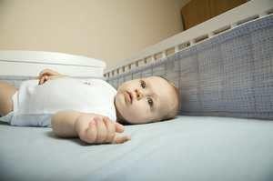 Regresia spánku za 4 mesiace pre dieťa