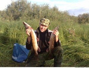 Rybolov na Svätom jazere
