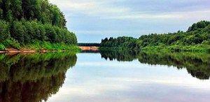 Ideme do Kirov na rieke Luza