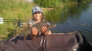 Rybolov v regióne Karaganda