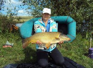 Charakteristiky rybolovu v regióne Kursk