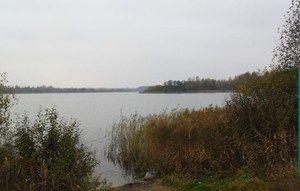 Zaronovskoe jazero Vitebsk