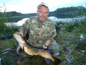 Rybolov na jazerách regiónu Vologda