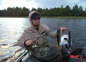 Rybolov na jazerách