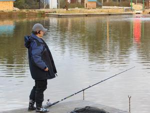 Výborný rybolov