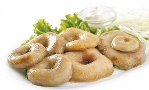 Slané biele a čierne huby: jednoduché slané recepty